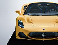 2020 Maserati MC20 Spider