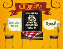 Infografía - La Arepa