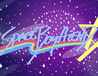 Space Boyfriend Title Sequence