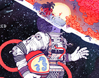 James King // Album artwork & poster