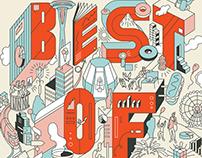 Jewish In Seattle Magazine - ''Best Of'' Issue