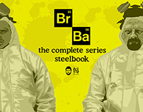 Breaking Bad The Complete Series Steelbook