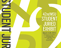42nd Student Juried Exhibit