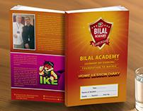 Bilal Academy Diary