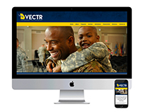 VETCR Website Redesign