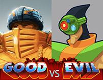 MOTU: Good vs Evil 3