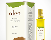Olive Oil Package Design