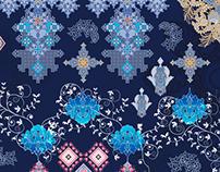 Pattern (boho/bohemio)