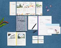 Amethysthotel Mantler: Corporate Design