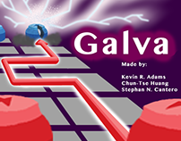 Galva (Tabletop Strategy Game)