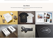 Designbiz WordPress Business Theme by Theme Junkie