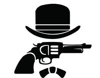 Wild West Legends Icon Set