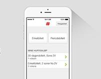 RuterBillett ticket app