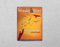 Wonder and Word Magazine Spring/Summer 2017