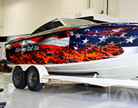 Boat Wrapping | WRAP it - Stamford, CT