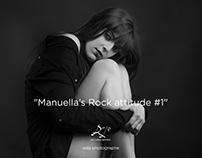 """""""Manuella's Rock Attitude"""""""