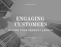 Engaging Customers During Your Product Launch
