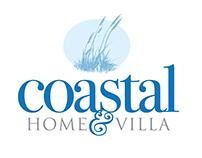 Coastal Home & Villa Logo