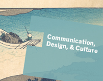 Department of Communication, Design, & Culture - ident