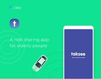 Taksee - Ride sharing app