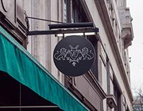~Venice House (Venedik Evi) Logo design.