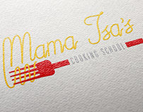 Mama Isa's Cooking School Logo