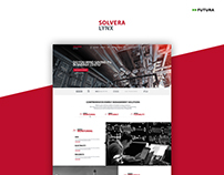 Company website | Client: Solvera Lynx