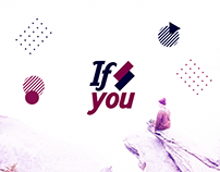 Branding | If You - Social Project