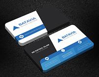 Corporate Business Card - 1