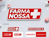 Identidade Visual FARMA NOSSA