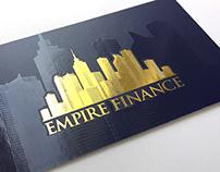 Empire Finance Visual Identity