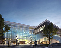 Pictury for Populous | Sacramento Convention Center