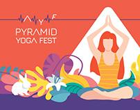 Pyramid Yoga Fest 2019