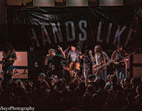 Hands Like Houses Face To Face Tour The Irenic, SD