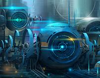 Concept Art - Core