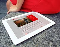 Diseño web para Vivències