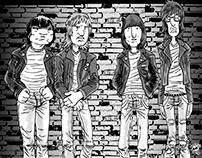 Ramires - Uma História Punk