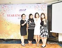 Chụp ảnh sự kiện tiệc cuối năm công ty ANA