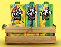 Sufresh- Frutas do Brasil