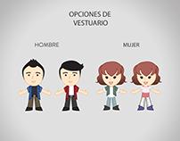 Diseño de personajes para animación