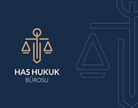 Has Hukuk // Brand Identity Design