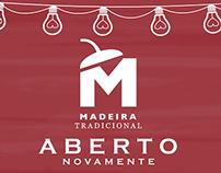 Design Gráfico//Pág Madeira Tradicional