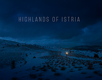 Highlands of Istria