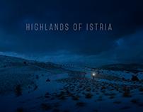 Highlands of Istria