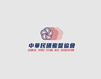 CHINESE TAIPEI FLYING DISC Namecard