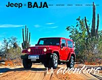 Jeep es Baja