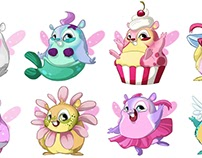 Fairy Friends!