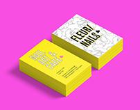 Fleur Nails / bussiness cards
