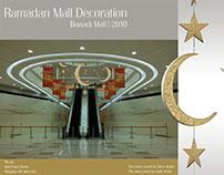 Bawadi Mall Ramadan theme. (Abu Dhabi, U.A.E. 2010)