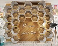 Modul furniture - clic Coffee